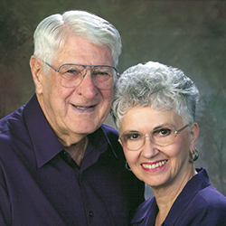 Harold and Ruth Phillips